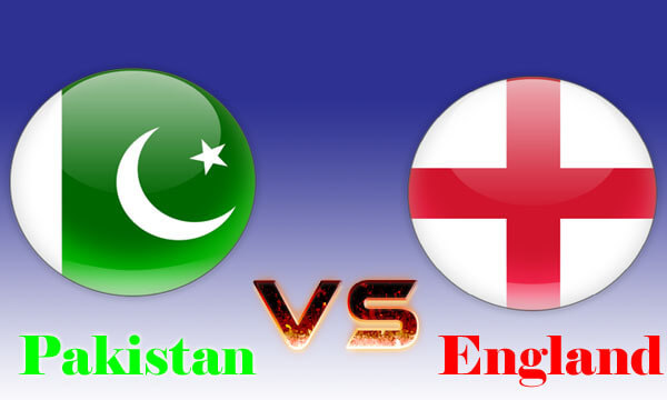 Pakistan vs England 2015 Live Streaming