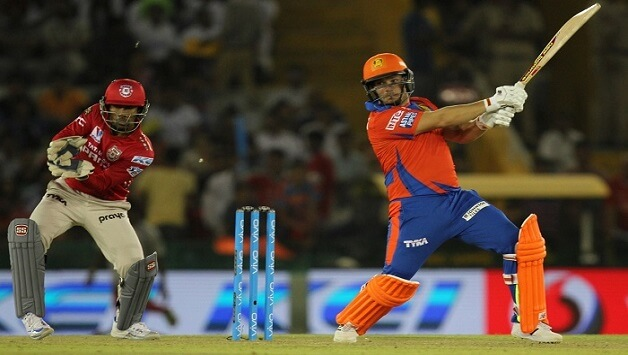 Gujarat Lions v Sunrisers Hyderabad