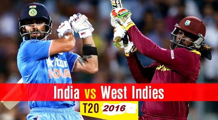 India vs West Indies T20 Semifinal Live