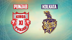 Kolkata Knight Riders Vs Kings X1 Punjab