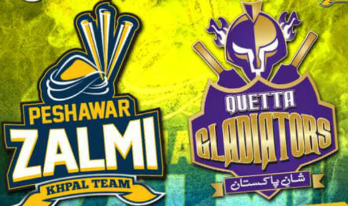 Peshawar Zalmi vs Quetta Gladiators: