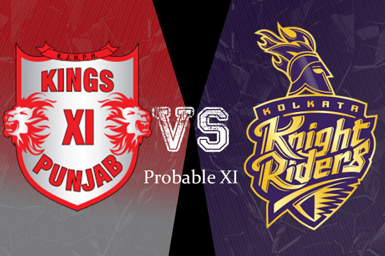 Kings XI Punjab v Kolkata Knight Riders IPL 2016