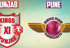 Rising Pune Supergiants vs Kings XI Punjab