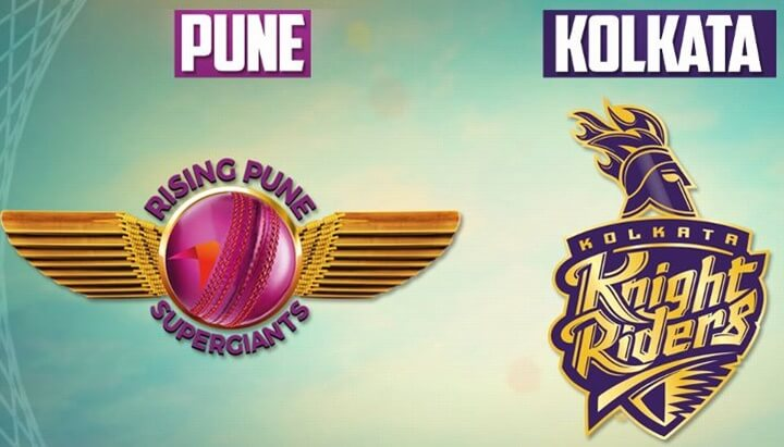 Rising Pune Supergiants vs Kolkata Knight Riders
