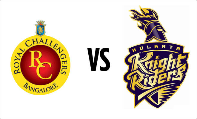 Royal Challengers Bangalore vs Kolkata Knight Riders IPL 2016