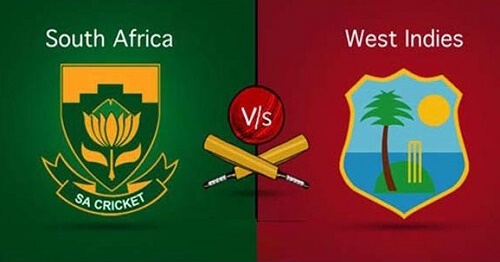 South Africa vs West Indies T20 2016