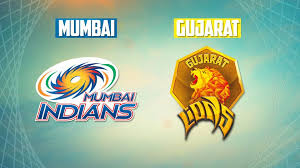 Watch Gujarat Lions vs Mumbai Indians IPL 2016