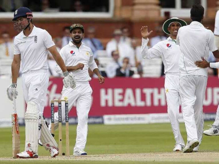 Pakistan vs England (2nd Test)